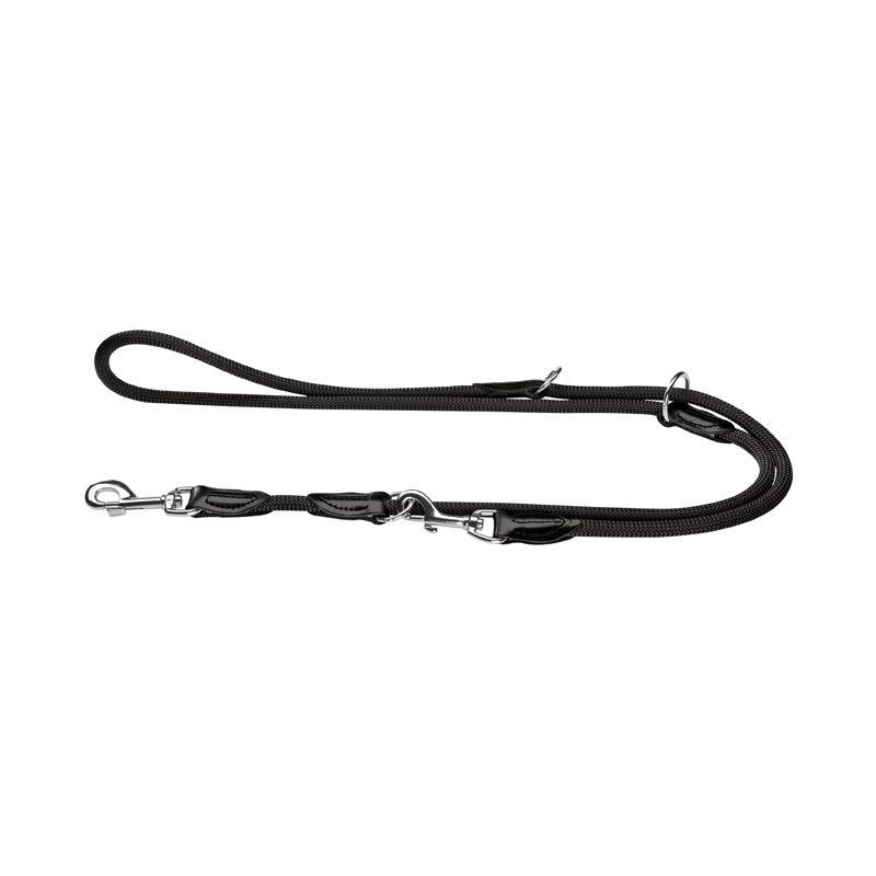 Hunter | Verstellbare Führleine Freestyle in Schwarz