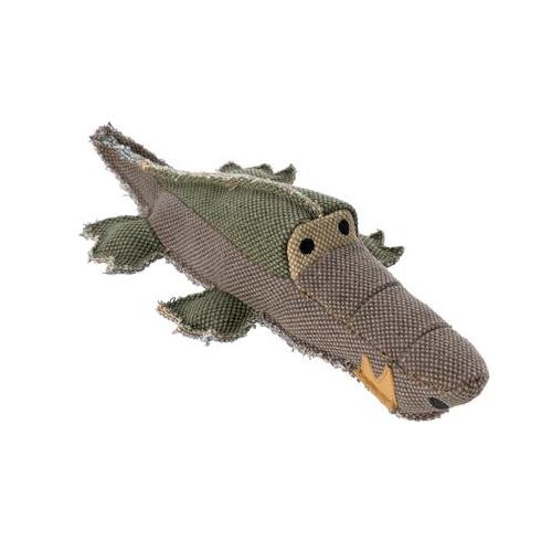 Hunter | Hundespielzeug Canvas Maritime Krokodil