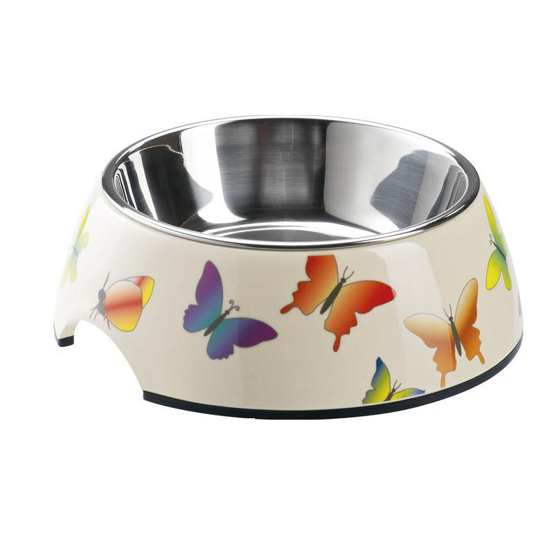 Hunter | Melanin-Napf Butterfly weiß