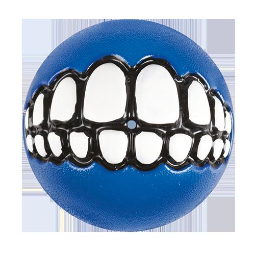 Rogz | Grinz-Ball zum Befüllen in Royalblau