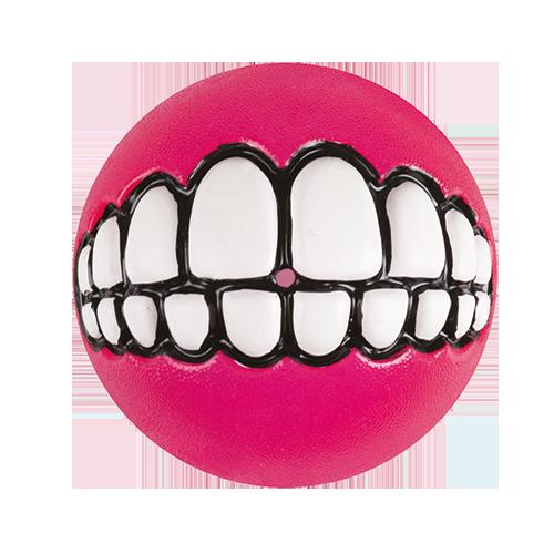 Rogz   Grinz-Ball zum Befüllen in Pink
