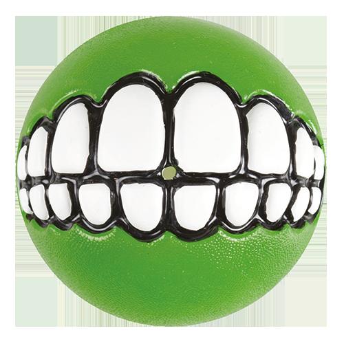 Rogz | Grinz-Ball zum Befüllen in Grün