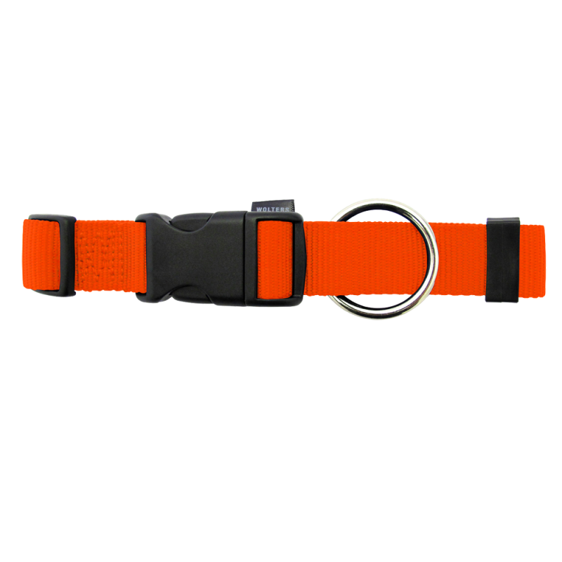 Wolters | Halsband Basic in Orange