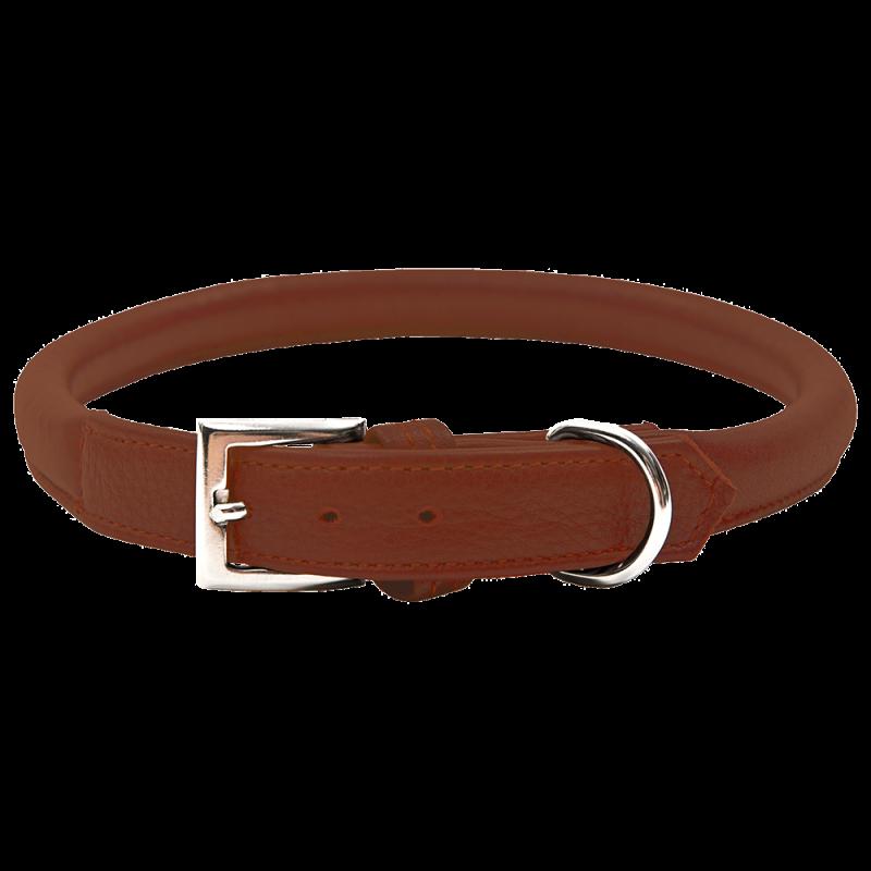 Wolters | Halsband Terravita rund in Kokosnuss