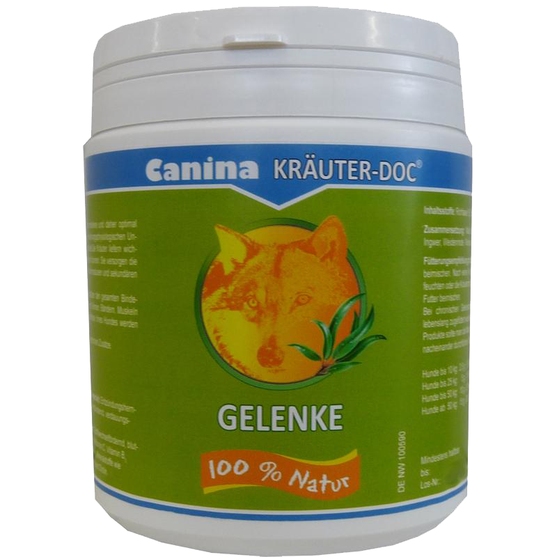 Canina | Kräuter-Doc Gelenke
