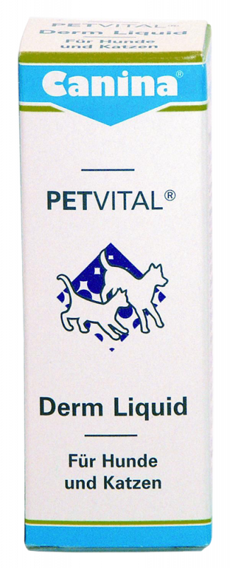 Canina | Petvital Derm-Liquid