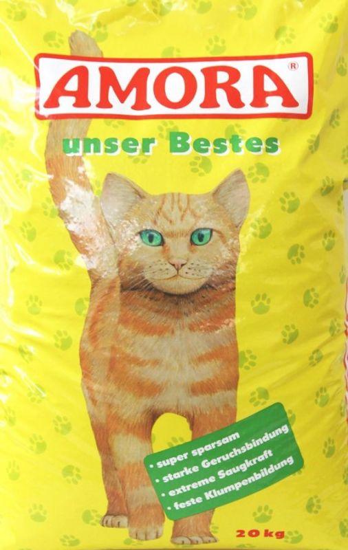 Amora | Unser Bestes Katzenstreu