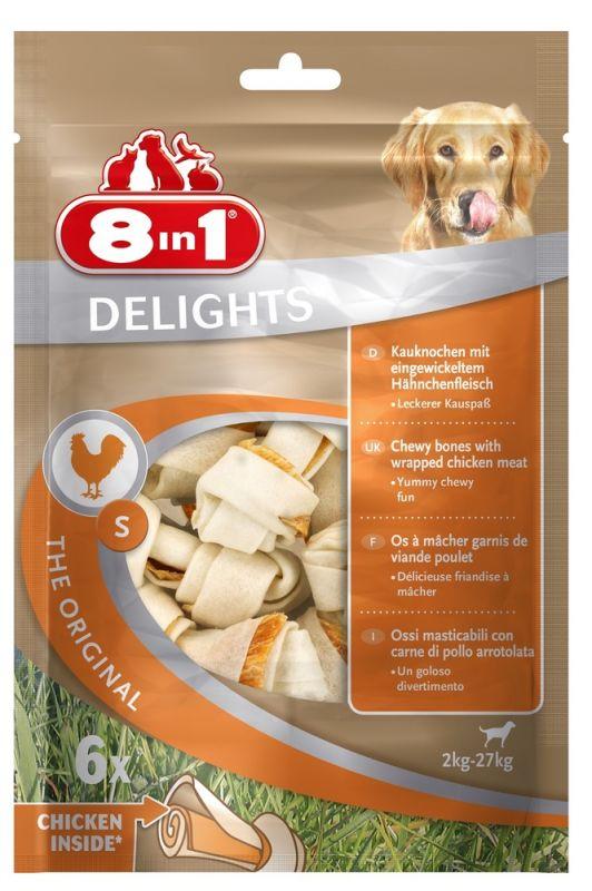 8in1 | Delights Chicken