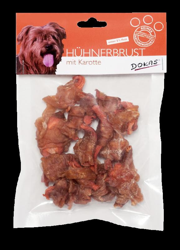 Dokas | Hühnerbrust mit Karotte
