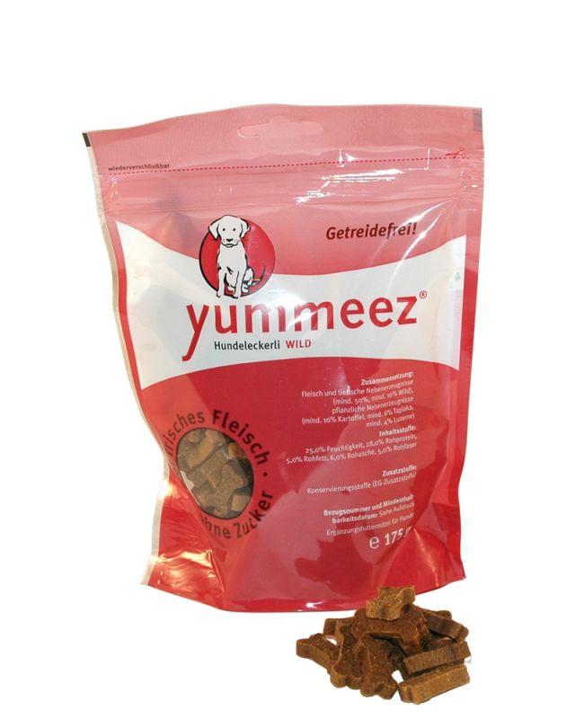 Yummeez | Snack getreidefrei Wild