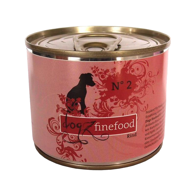 Dogz finefood | No. 2 Rind