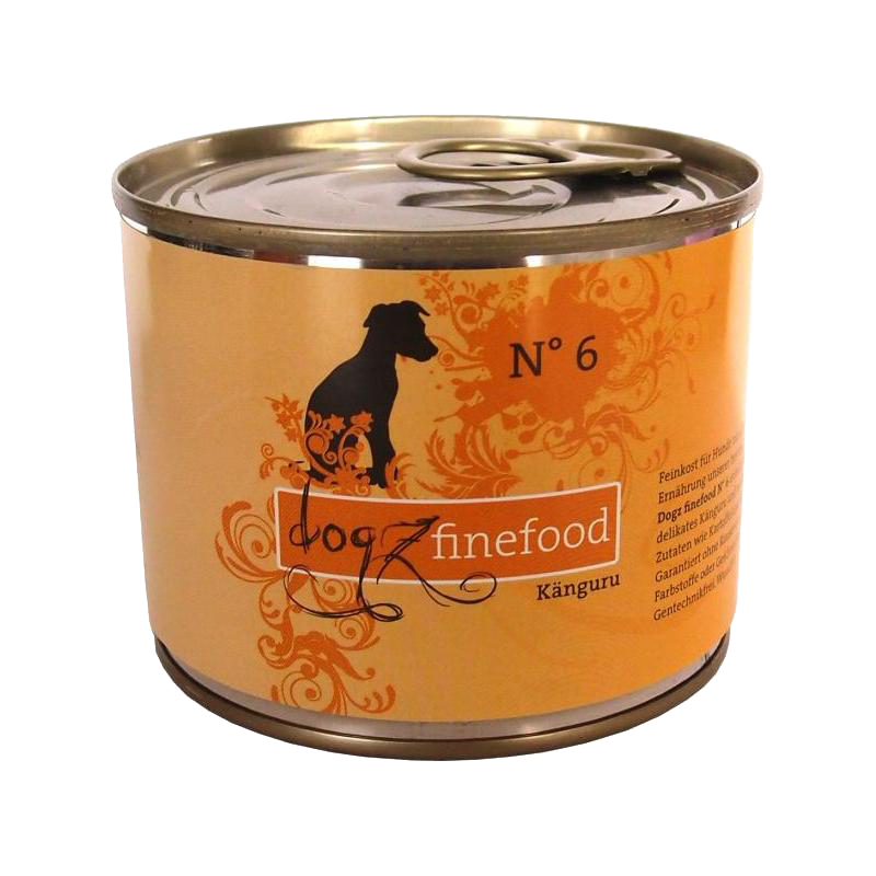 Dogz finefood | N° 6 Känguru