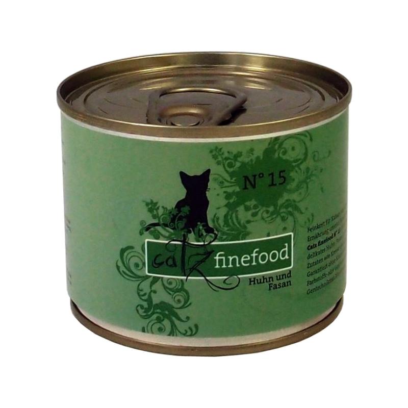 Catz finefood | No. 15 Huhn & Fasan