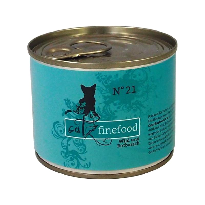 Catz finefood | No. 21 Wild & Rotbarsch