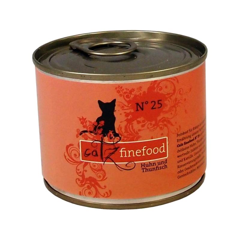 Catz finefood | No. 25 Huhn & Thunfisch