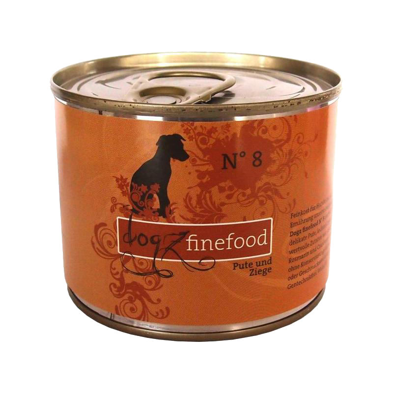 Dogz finefood | No. 8 Pute & Ziege