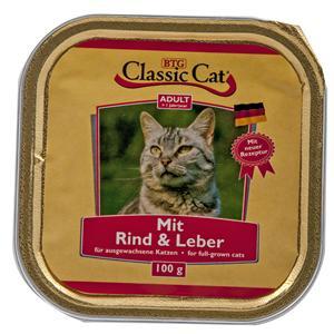 Classic Cat | Adult Mit Rind & Leber