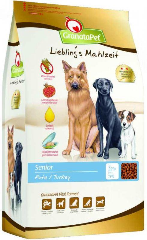 GranataPet | Liebling's Mahlzeit Pute Senior