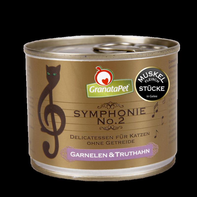 GranataPet | Symphonie Nr. 2 Garnelen & Truthahn
