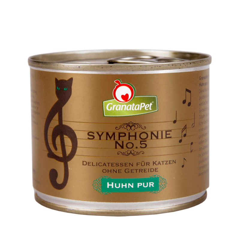 GranataPet | Symphonie Nr. 5 Huhn Pur