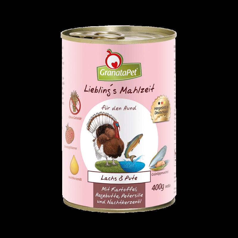 GranataPet | Liebling's Mahlzeit Lachs & Pute