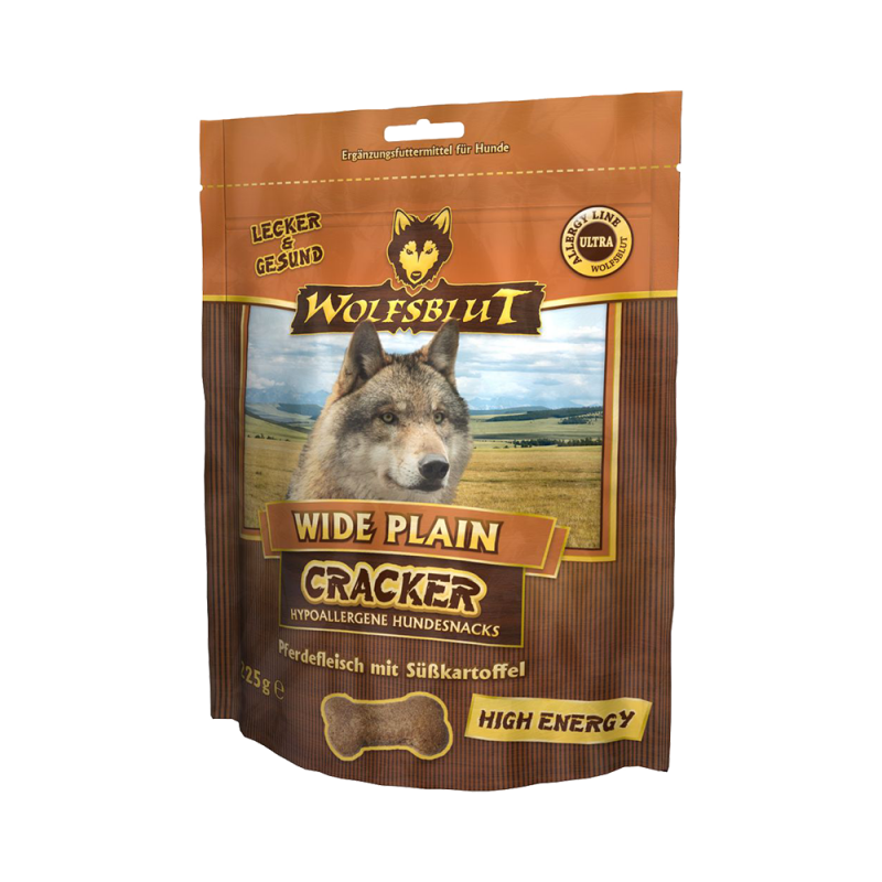 Wolfsblut | Cracker Wide Plain High Energy