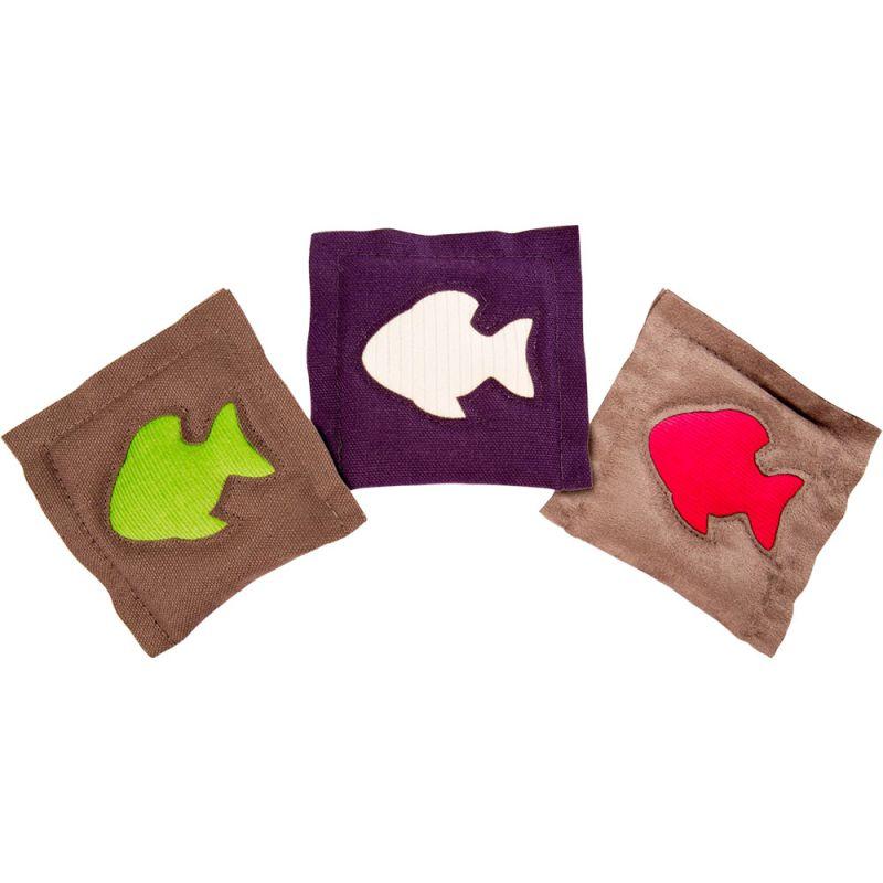 4cats | Motivkissen Fisch