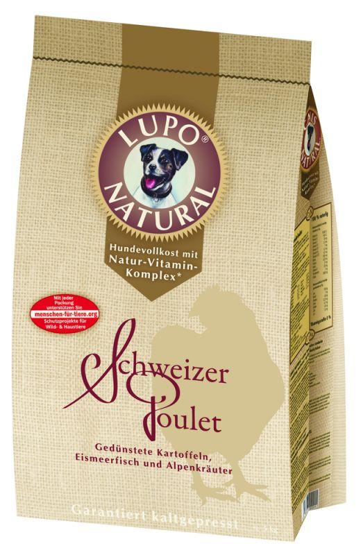 Luposan | Natural Schweizer Poulet