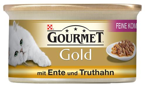 Gourmet | Gold Feine Komposition - mit Ente und Truthahn