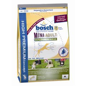 Bosch | Mini Adult Geflügel & Hirse
