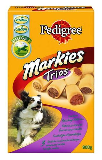 Pedigree | Markies Trio's