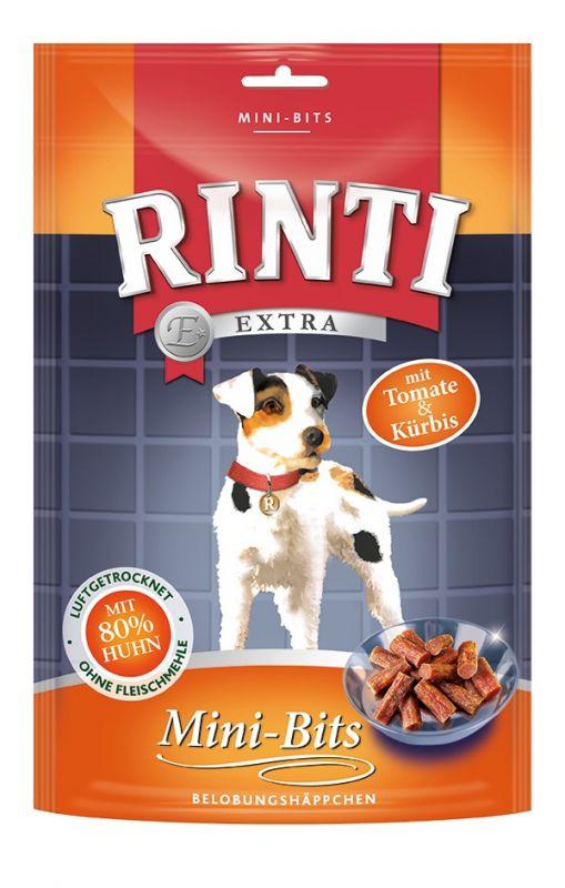 Rinti | Extra Mini-Bits mit Tomate & Kürbis