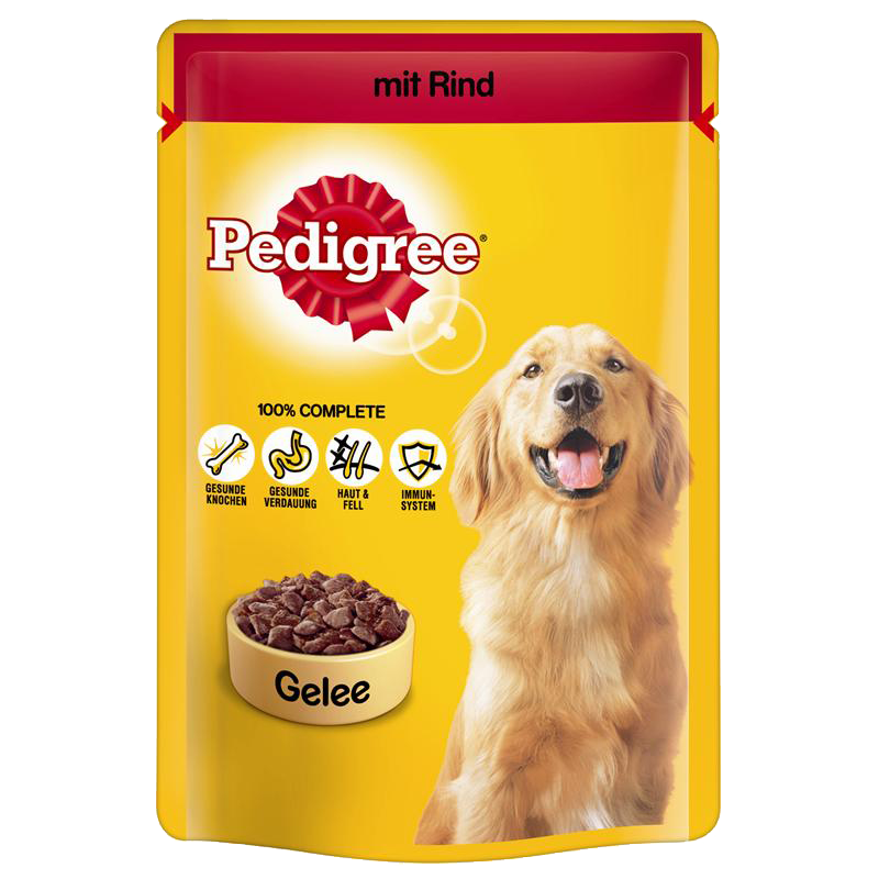 Pedigree | Rind in Gelee