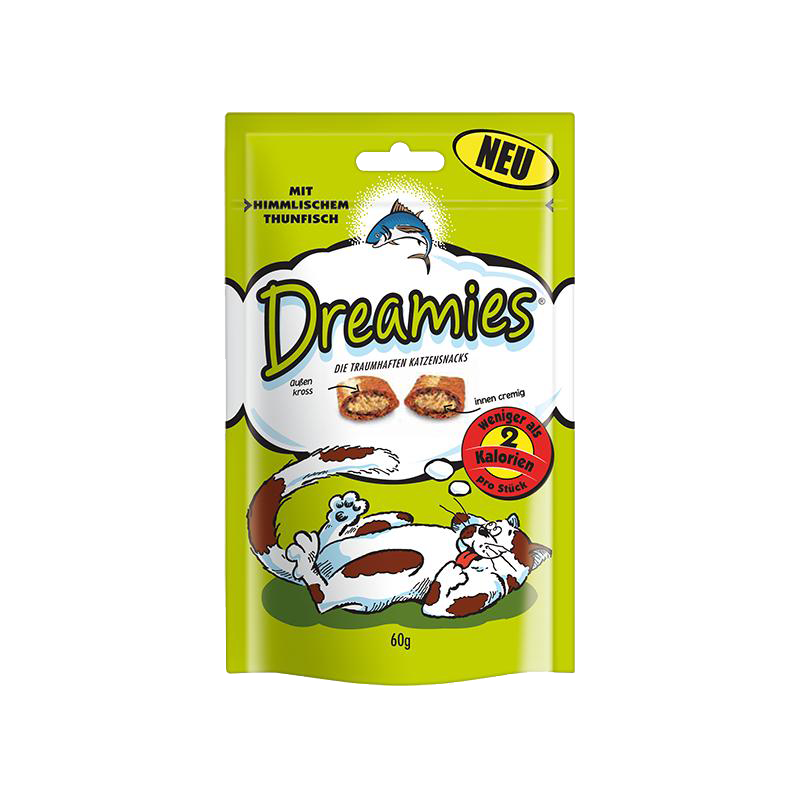 Dreamies | Mit Thunfisch