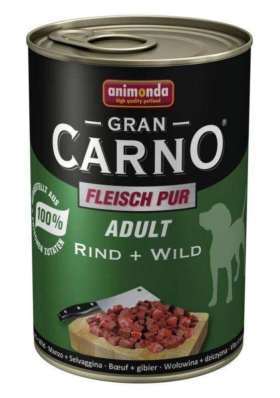 Animonda   GranCarno Adult Rind + Wild