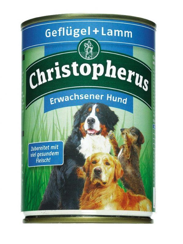 Allco | Christopherus Erwachsener Hund Geflügel & Lamm