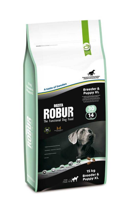 Bozita | Robur Breeder & Puppy XL