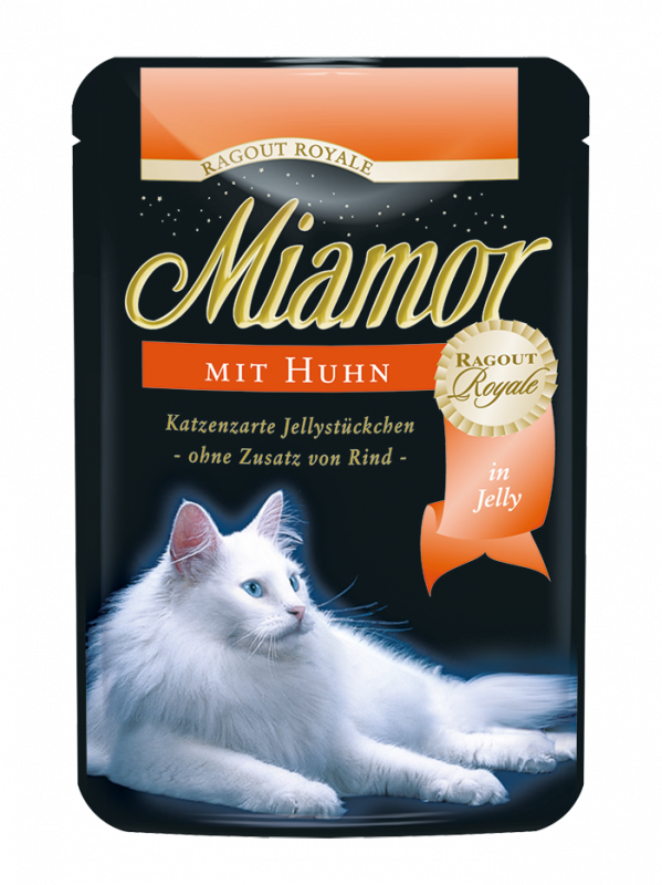 Miamor | Ragout Royale mit Huhn in Jelly