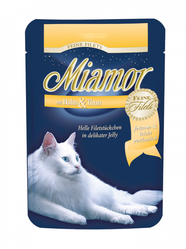 Miamor | Feine Filets mit Huhn & Thun