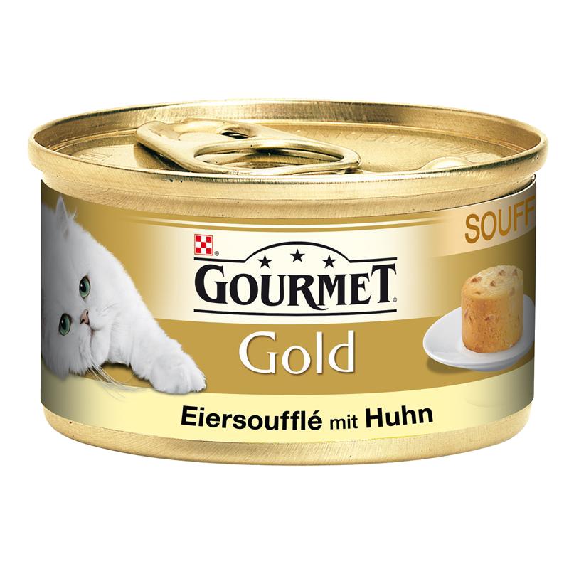 Gourmet | Gold Eiersoufflé mit Huhn
