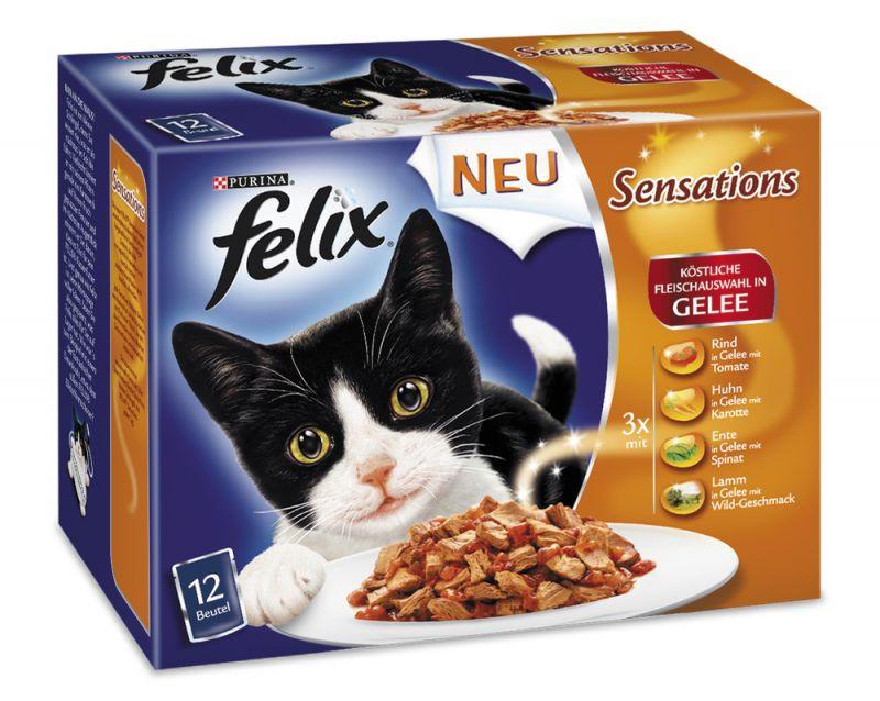 Felix | Sensations Fleischmix Multipack