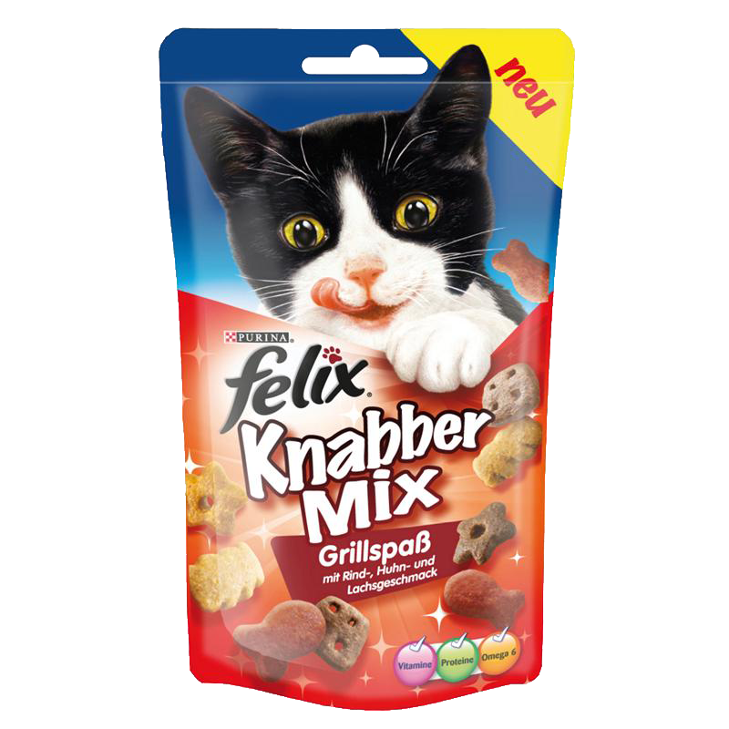 Felix | KnabberMix Grillspaß