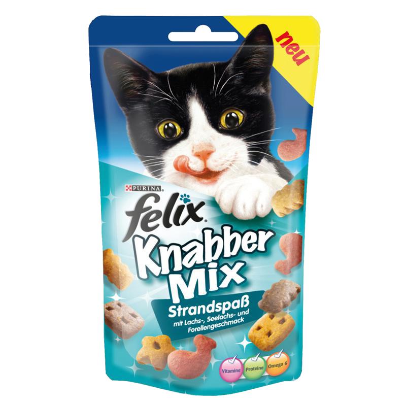 Felix | KnabberMix Strandspaß