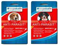 bogadual | Anti-Parasit Hund klein