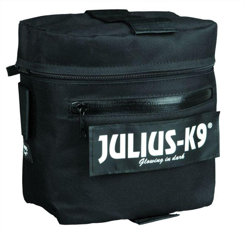 Julius K-9 | Packtasche - schwarz