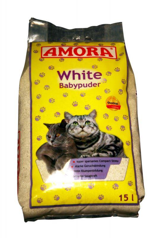 Amora | White Babypuder