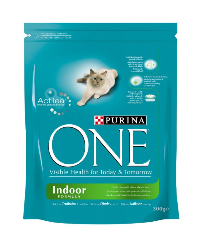 Purina ONE Indoor Formula 1,5 kg