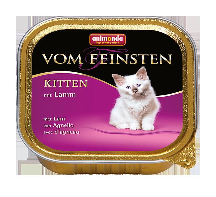 Animonda | Vom Feinsten Kitten mit Lamm