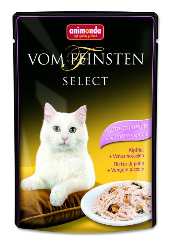 Animonda | Vom Feinsten Select Hühnchenfilets & Venusmuscheln