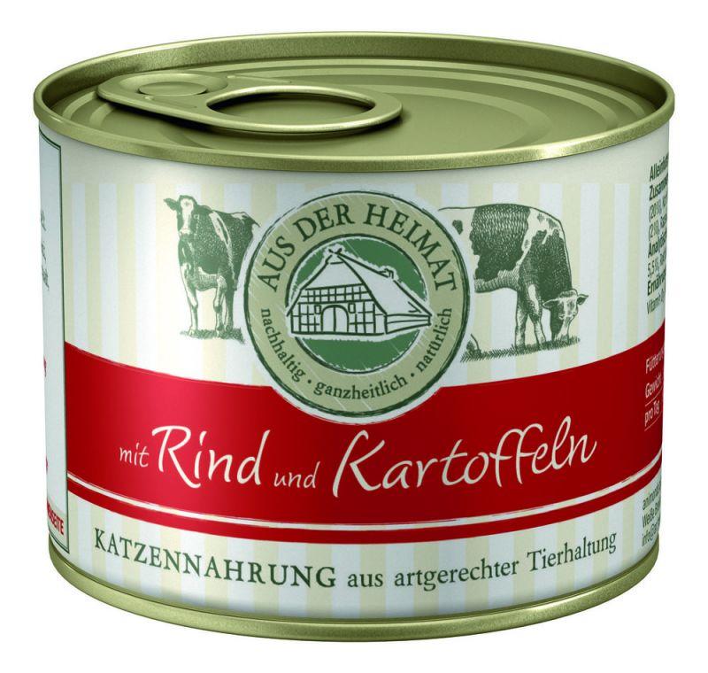 Animonda | Aus der Heimat Rind & Kartoffeln